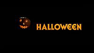 The title card for the 1979 movie Halloween.