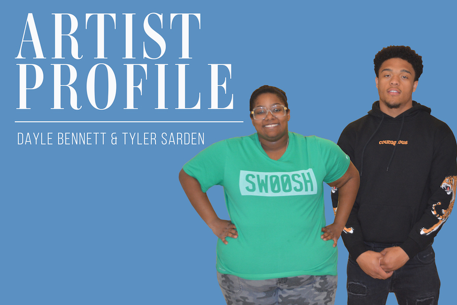 Artist Profile Dayle and Tyler
